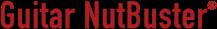 Guitar NutBuster Logo